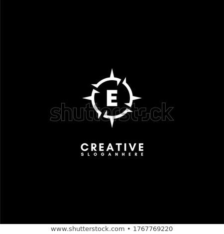 ロゴタイプ ベクトル アイコン 手紙 デザイン 芸術 ストックフォト © blaskorizov