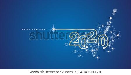Creatieve uitnodiging partij kaart banner vector Stockfoto © pikepicture