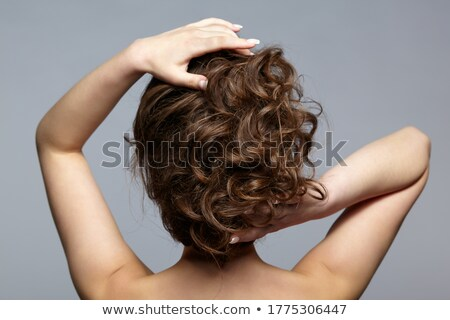 Pretty female backside Stock photo © Nobilior