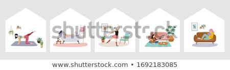 Reading room Stock photo © pressmaster