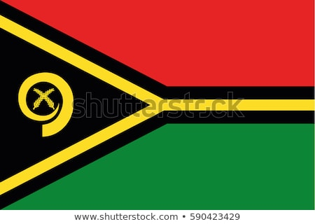 Bandeira Vanuatu vento abstrato assinar Foto stock © creisinger