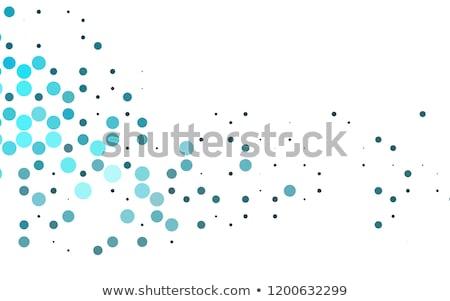 brand in blue circles Stock photo © marinini