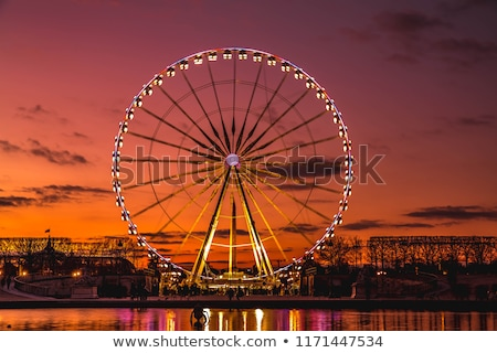 Big ferris wheel Stock photo © jakatics