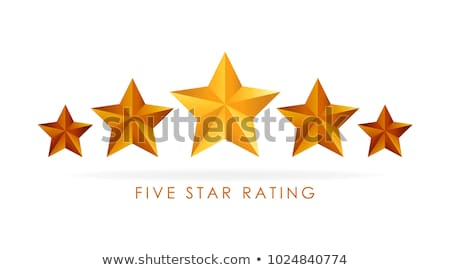 rating medals stock photo © timurock