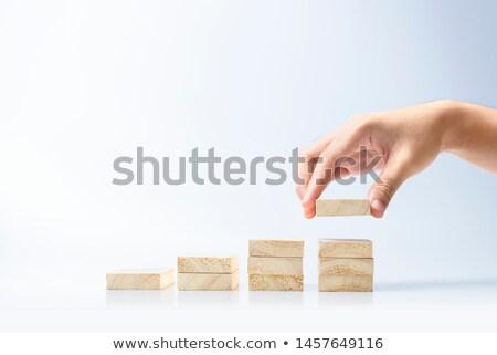 Speelgoed geïsoleerd witte kinderen ruimte Stockfoto © fantazista