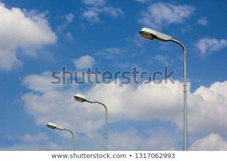 Public lighting  Stock photo © Fotografiche