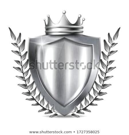 Stock photo: Blank award