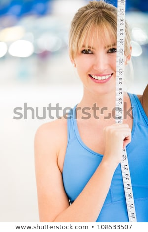Reducing Size And Weight Stock photo © idesign