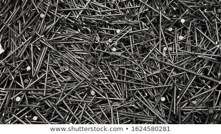 Pile ofNails Stock photo © kayros