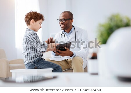 Child Healthcare Stock photo © Lightsource