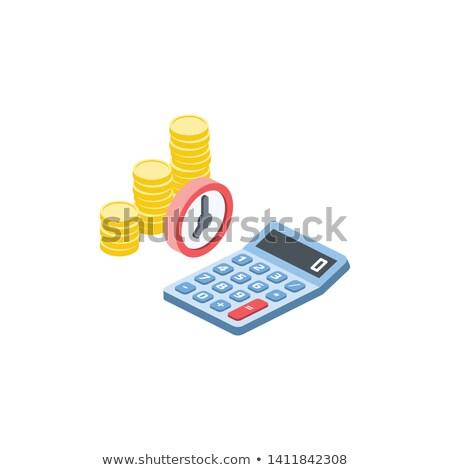 Clipboard with Costs Concept. 3D. Stock photo © tashatuvango