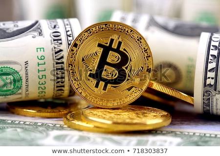 монетами электронных деньги всемирный ряби Сток-фото © vinnstock