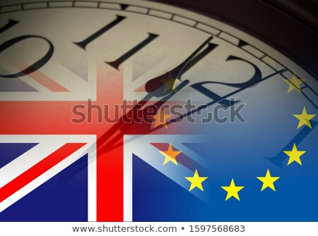 brexit clock stock photo © unikpix