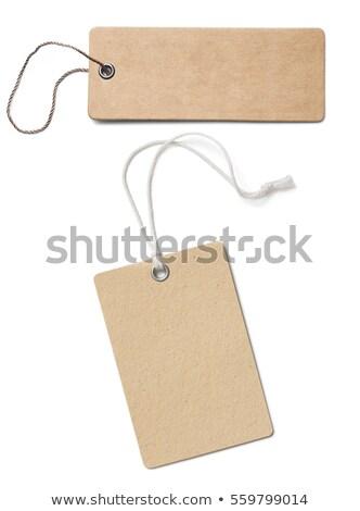 retro · szalag · gyűjtemény · felirat · hirdetés · üzlet - stock fotó © colematt