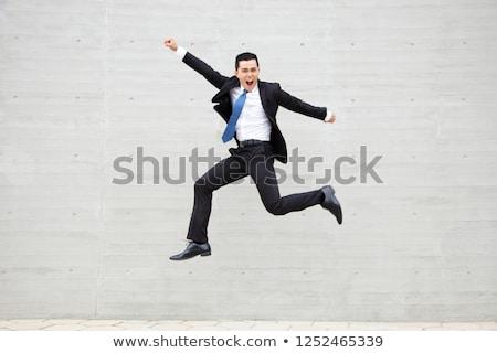 empresário · cartão · de · crédito · jovem · masculino · executivo - foto stock © deandrobot