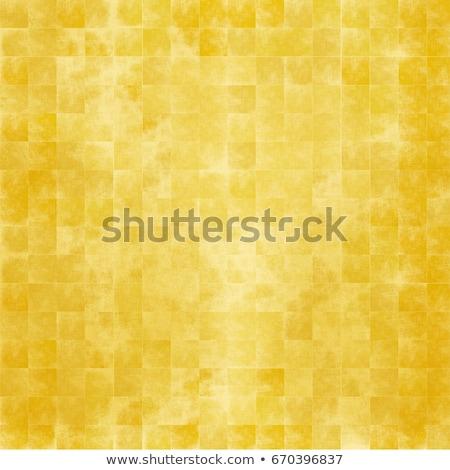 Goud scherm illustratie japans luxueus ontwerp Stockfoto © Blue_daemon