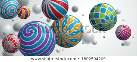 multicolored balls Stock photo © AnatolyM