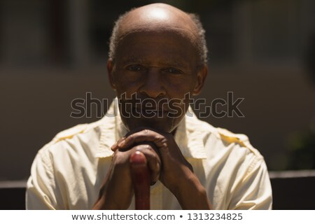 Vue supérieurs homme mains Photo stock © wavebreak_media