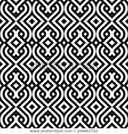 Celtic Seamless Pattern Stock photo © nazlisart