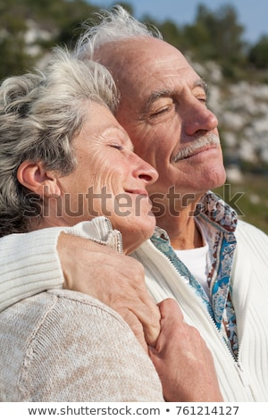 Woman who loves sunbathing Stock photo © RTimages