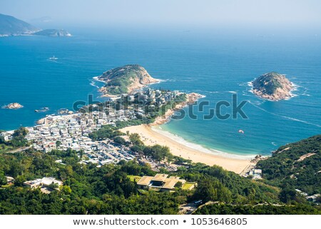 Shek O, Hong Kong  Stock photo © cozyta