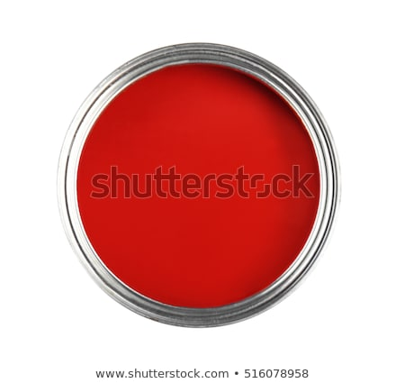 Decorator with a paint pot Stock photo © photography33