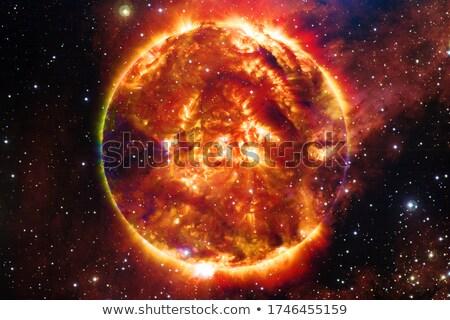 sun stars Stock photo © xedos45