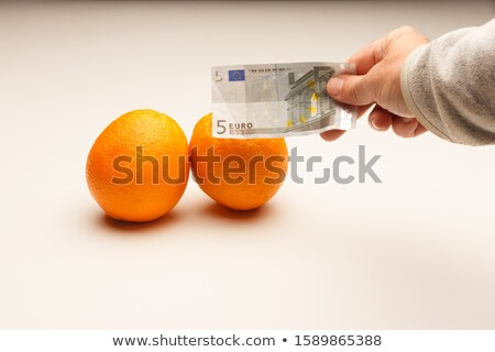Going Shopping And Paying In Euros Stock photo © stuartmiles