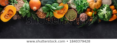 Otono hortalizas variación maduro granja casa Foto stock © tannjuska