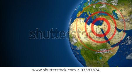Middle East And North Africa Uprisings Stock photo © Lightsource