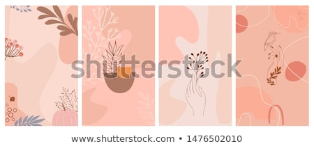 Abstract autumn background. Stock photo © beholdereye