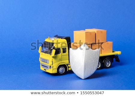 輸送 保険 説明する 交通 雨 セキュリティ ストックフォト © chlhii1