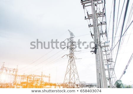 Stock photo: Infrastructure Costs
