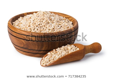 Pearl barley Stock photo © yelenayemchuk