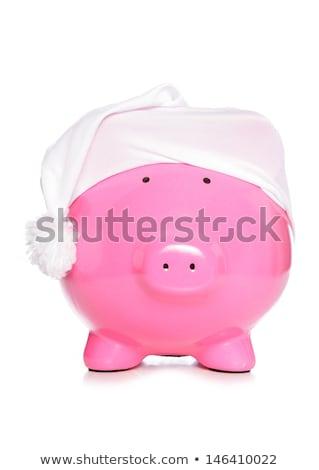 man · met · behulp · van · laptop · business · geld · gelukkig - stockfoto © lenm