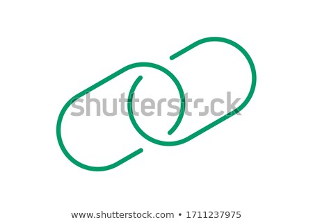 ssl · 保護された · リンク · 緑 · ベクトル · アイコン - ストックフォト © rizwanali3d