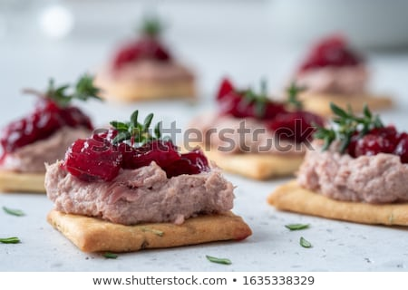 Stock photo: Liver In Sauce