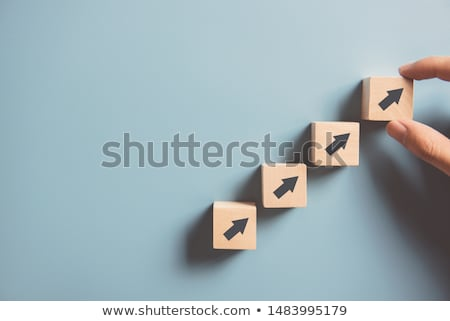 Success And Potential Stock photo © Lightsource