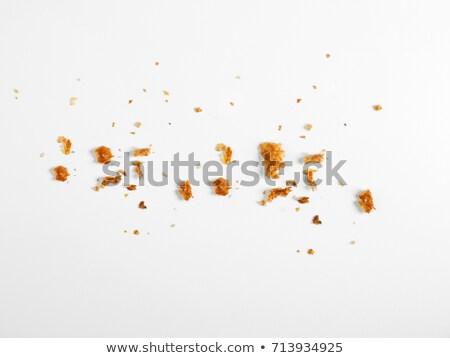 パン粉 ケーキ スライス ブラックベリー 食品 甘い ストックフォト © Digifoodstock