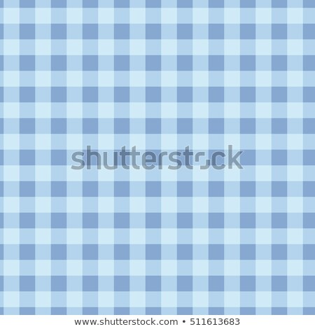 squares blue checker Stock photo © MONARX3D