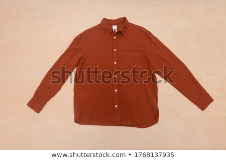 Brown chemise stock photo © disorderly