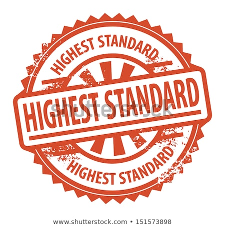 Highest quality rubber stamp Stock photo © IMaster