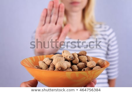 Peanut Allergy Concept Stock photo © Lightsource