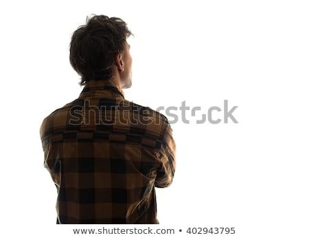 Сток-фото: Back Of The Head