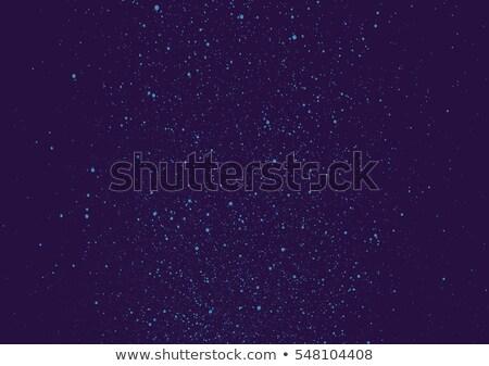 sprayed speckled graffiti background in blue purple Stock photo © Melvin07