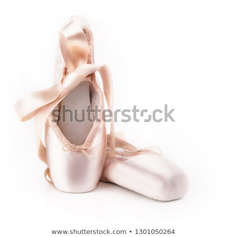 blond · ballerina · studio · mooie · kleurrijk - stockfoto © bezikus