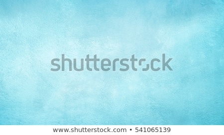 Stock photo: blue watercolor stain texture background