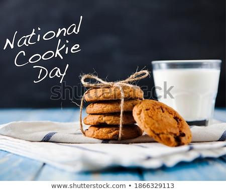 декабрь Cookie день календаря праздник Сток-фото © Olena