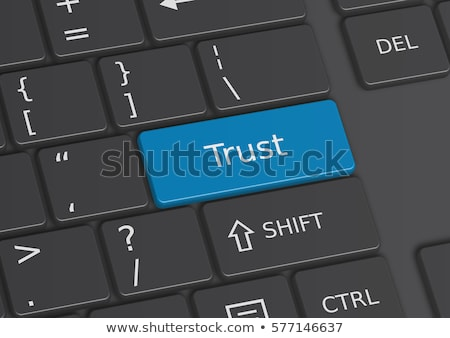 Blue Assurance Key on Keyboard. 3D. Stock photo © tashatuvango