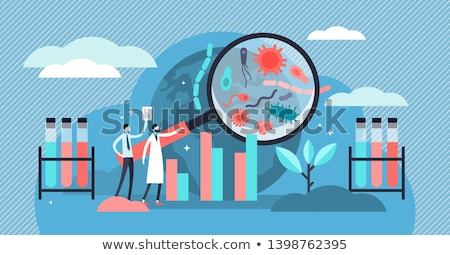 Ebola Virus. Medical Concept. Stock photo © tashatuvango